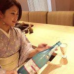 日本酒を味わう✽.。.:*・゚